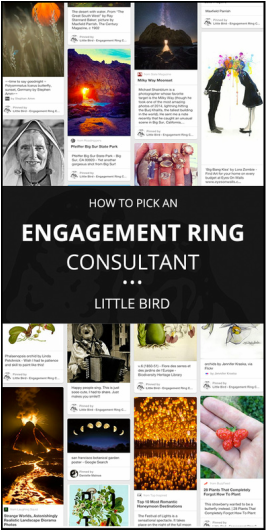 HOW TO PICK AN ENGAGEMENT RING CONSULTANT